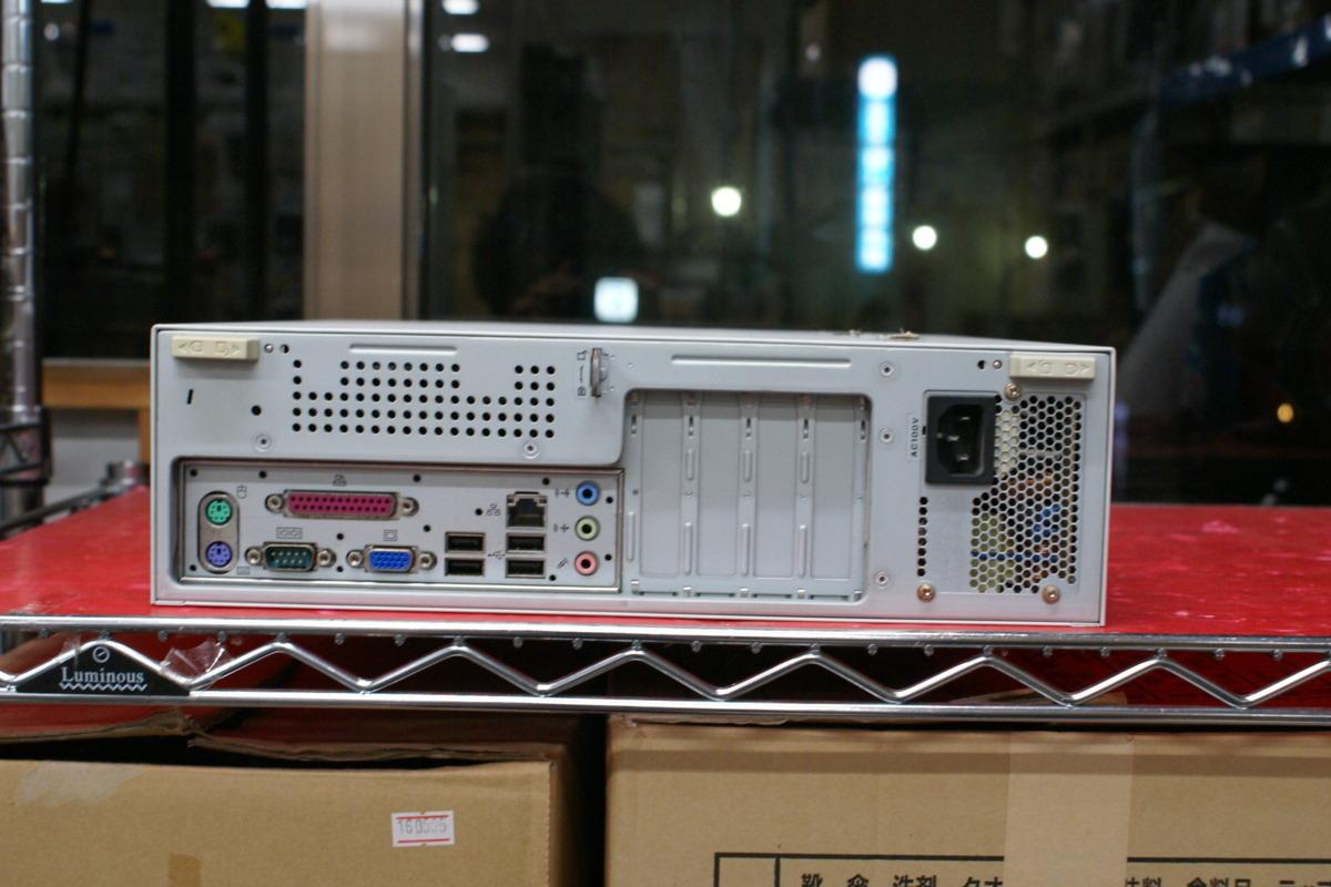 ■ジャンク扱い■NEC Mate MJ30V/R (Pen4 531/512MB/80GB/COMBO/XP Home)_画像2