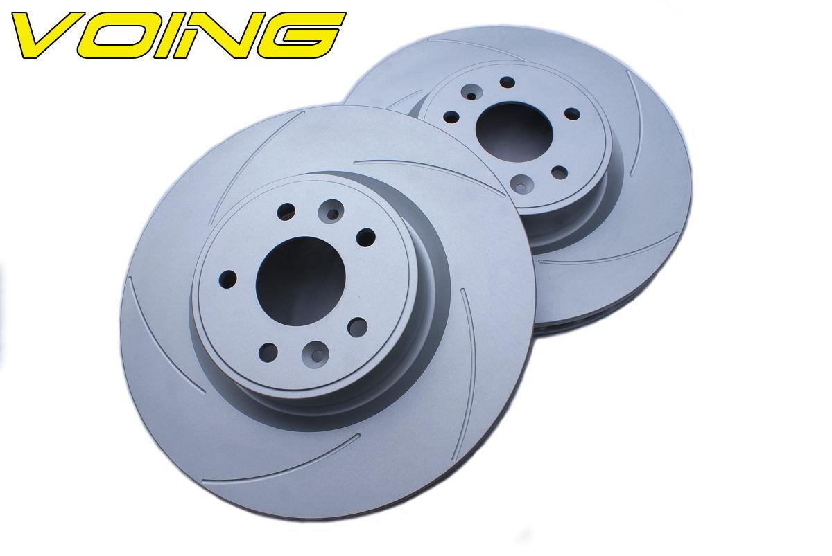 クラウン ハイブリッド AWS211 VOING C5S カーブ スリット ブレーキ ローター ブレーキ ディスク フロント用_0
