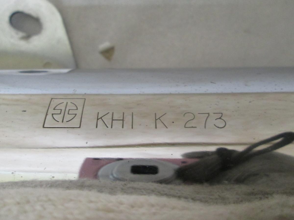 【BST】a★カワサキ ゼファー750 ZR750C 純正  左 サイレンサー マフラー                      ★_画像3