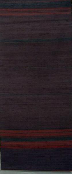 絹100% 本場米澤草木染つむぎ 真綿使用  未仕立反物_米沢新田織物の紅花染です
