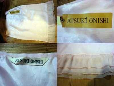 #N1506ATSUKI ONISHIフリルスカート_画像2