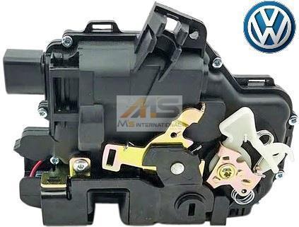 【M's】VW ゴルフ4/ボーラ(1J) パサート(3B) 純正品 リア ドアロックアクチュエーター (右側) 1個//正規品 リヤ 3B4-839-016A 3B4839016A_画像1