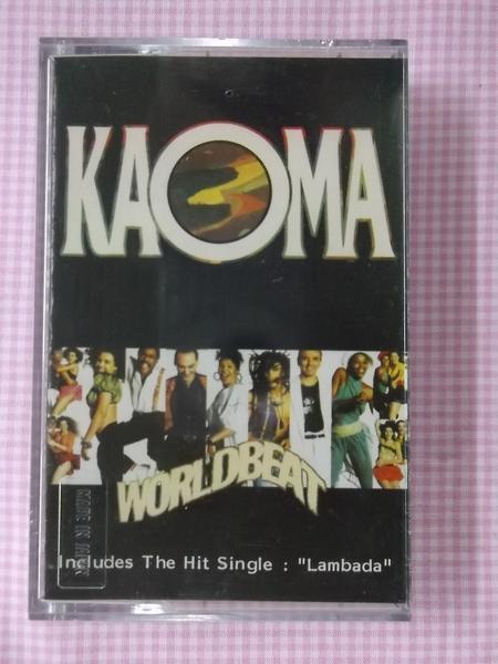 輸入カセット KAOMA WORLDBEAT ランバダ他  新品 1312_画像1