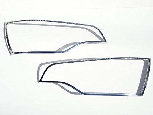 アウディ AUDI メッキ テールライト テールランプ リング リム Q7 Q7 2006~2015y OD_画像1