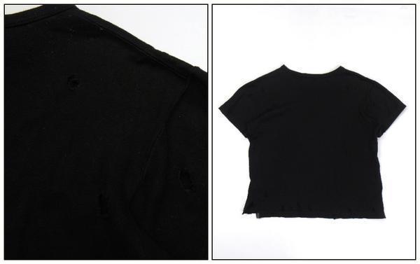 Z157■mastermaindマスターマインド■i'm a messTシャツ黒S■_画像2