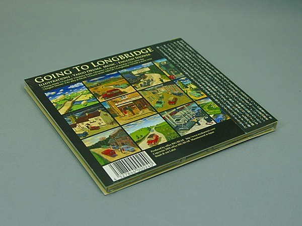 ◎〓◎OBB『Going to Longbridge』ミニ生誕50周年Art&CD_画像2