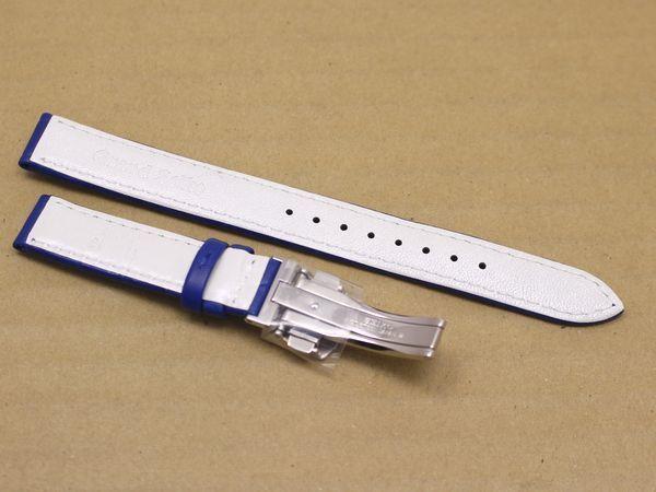 未使用品 グランドセイコー 純正 革ベルト&Dバックル クロコ 13mm レディース 【AW33】_画像2