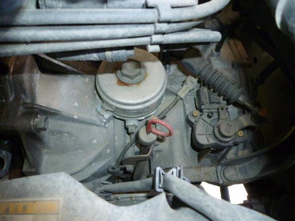 [s1633] ワゴンR MC11S H10年 オートマミッション ターボ 50272km_画像1
