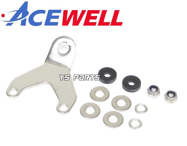 [正規品]ACEWELL完全防水マルチメーター SR400/TW200/TW225/セロー225/セロー250/WR250R/WR250F/XT250X[17種の機能]純正メーターギヤ使用可_画像9