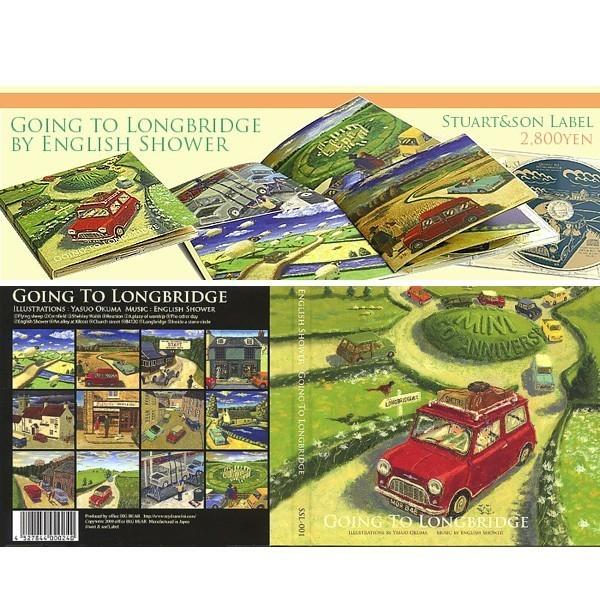 ◎〓◎OBB『Going to Longbridge』ミニ生誕50周年Art&CD_画像3