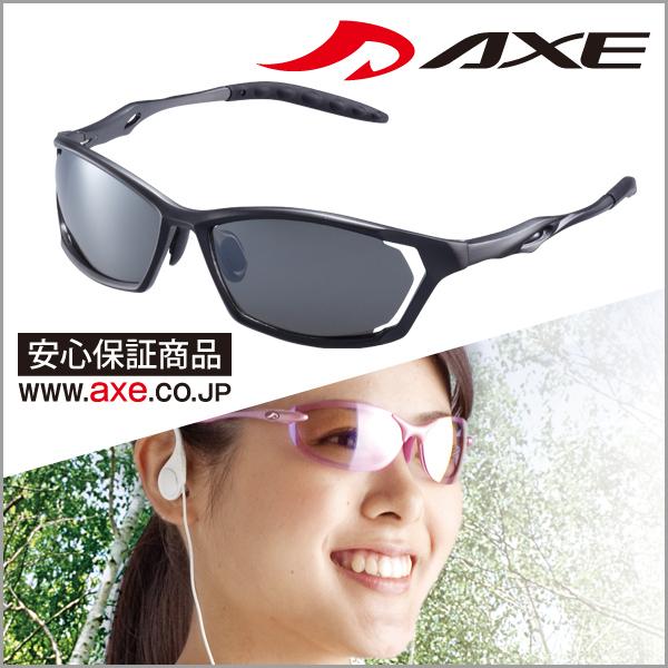 popular brand AXE sports sunglasses ASP-390 polarized light running