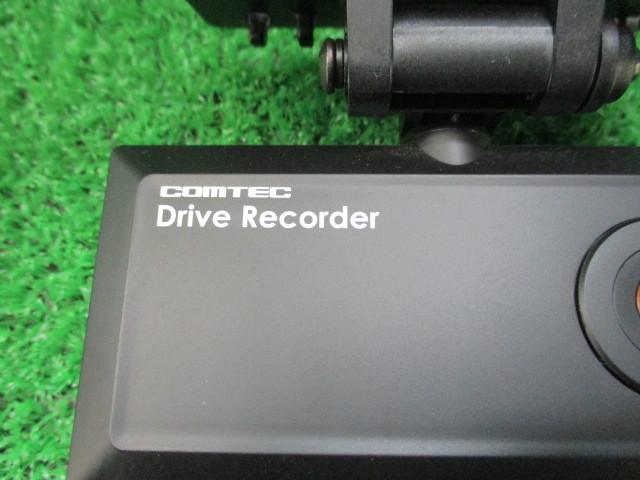 316189★【COMTEC コムテック/HDR-101】ドライブレコーダー★電源OK_画像2