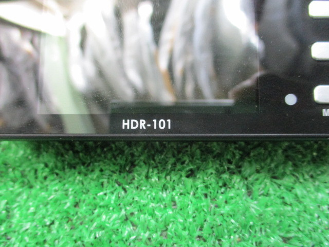 316189★【COMTEC コムテック/HDR-101】ドライブレコーダー★電源OK_画像3