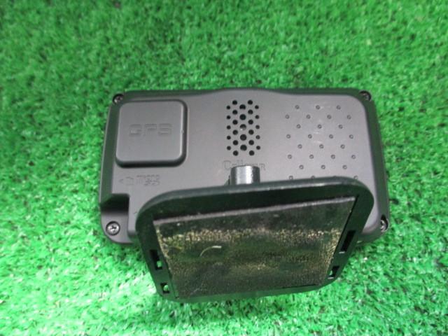 316281★【セルスター ASSURA アシュラ/AR-G1A】レーダー探知機 GPS搭載★電源OK_画像3