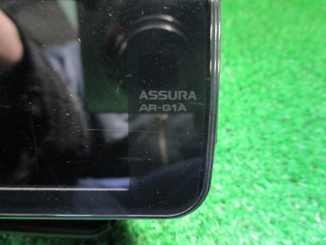 316281★【セルスター ASSURA アシュラ/AR-G1A】レーダー探知機 GPS搭載★電源OK_画像4