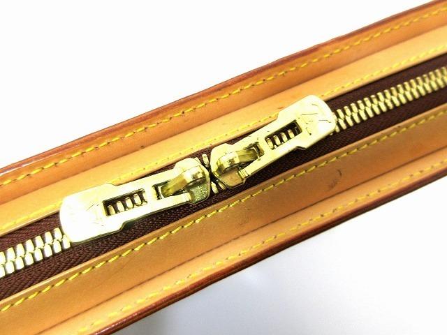 ルイヴィトン ■ バルテック M99071 ブリーフケース ヌメ革 レザー LVジャパン20周年 限定 LOUIS VUITTON(65553_画像5