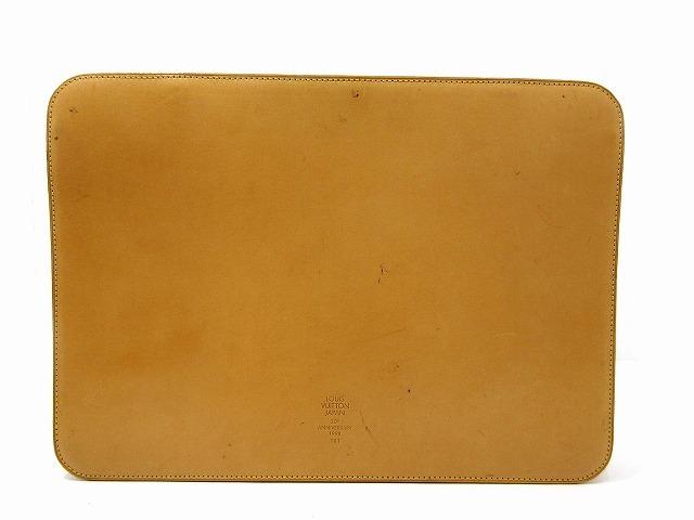 ルイヴィトン ■ バルテック M99071 ブリーフケース ヌメ革 レザー LVジャパン20周年 限定 LOUIS VUITTON(65553_画像2