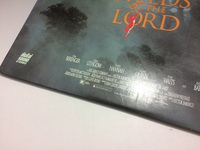 At Play in the Fields of the Lord 輸入盤 ◆2枚組LD(レーザーディスク)_画像4