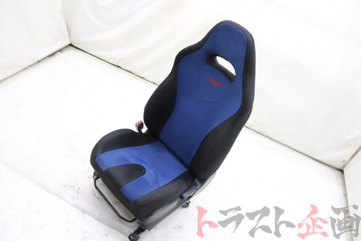 4286202 純正 STI シート 助手席 インプレッサ D型 GDB 2003 V-Limited トラスト企画_画像1