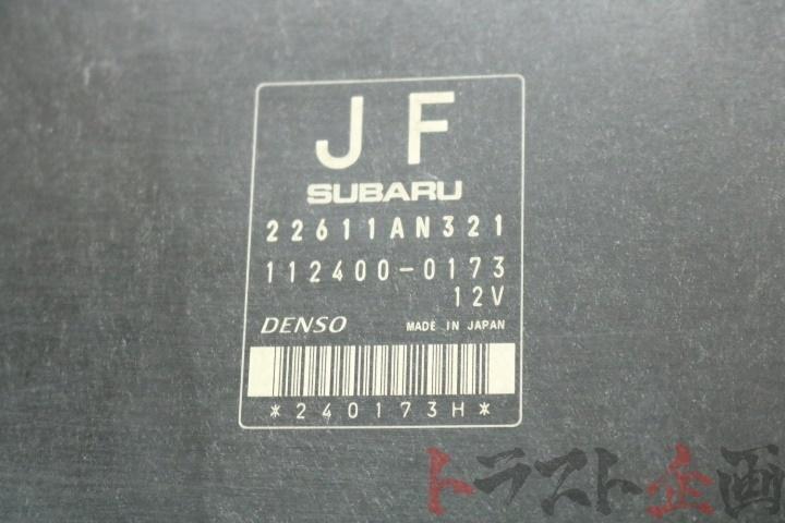 4294312 コンピューター インプレッサ A型 GRB WRX STI 20thアニバーサリー トラスト企画_画像3