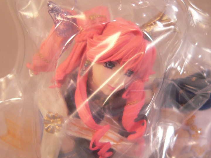(toy) FIGURE SPIRITS KUJI マクロスF 10th アニバーサリー B賞 Royal Blue Queen シェリル・ノーム フィギュア 全1種_画像1