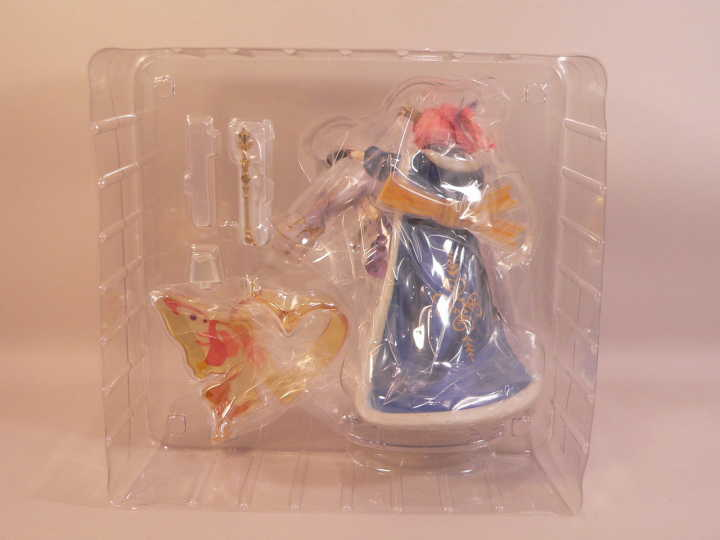 (toy) FIGURE SPIRITS KUJI マクロスF 10th アニバーサリー B賞 Royal Blue Queen シェリル・ノーム フィギュア 全1種_画像3