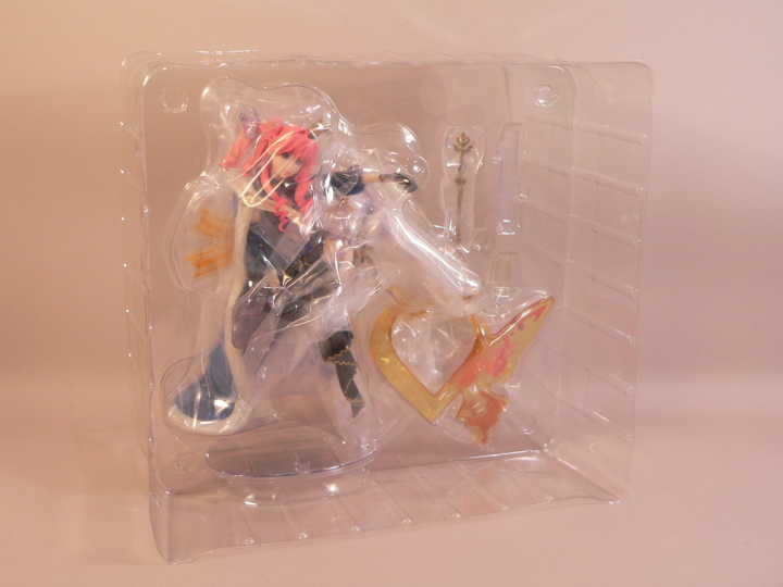 (toy) FIGURE SPIRITS KUJI マクロスF 10th アニバーサリー B賞 Royal Blue Queen シェリル・ノーム フィギュア 全1種_画像2