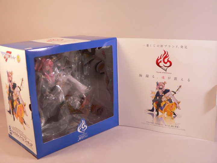 (toy) FIGURE SPIRITS KUJI マクロスF 10th アニバーサリー B賞 Royal Blue Queen シェリル・ノーム フィギュア 全1種_画像6