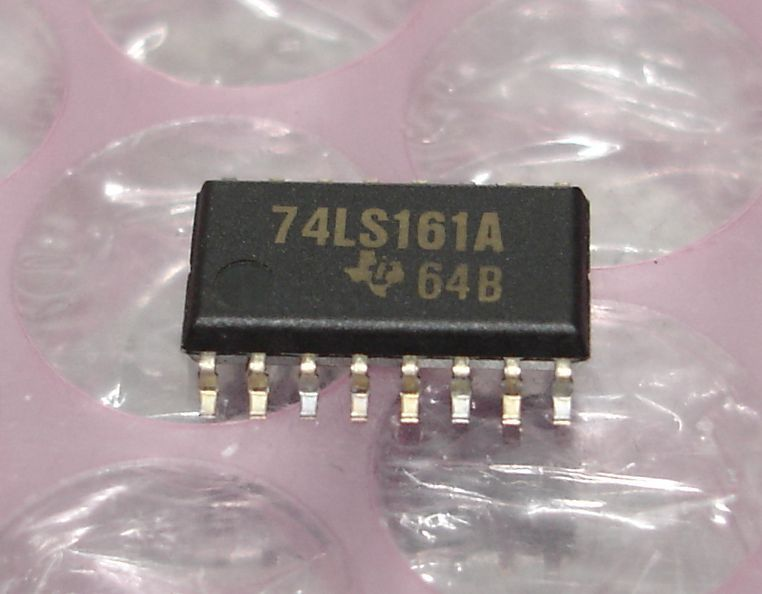 Ti (Texas Instruments) 74LS161A [8個組].HH121_画像1