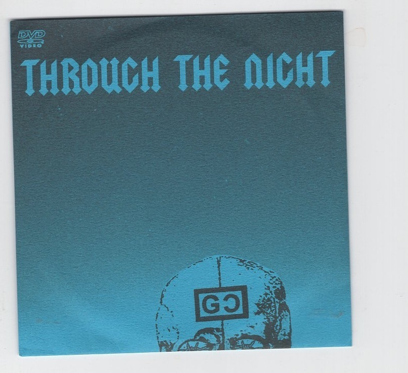 DVD-R / THE GUILTY CONNECTOR / Through The Night_画像1