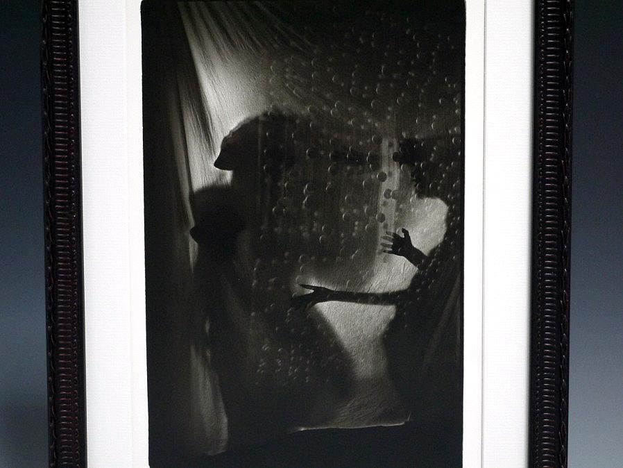■真作保証■【大坂寛】 ゼラチンシルバープリント 『Syzygy #47 May1985』■ed.22■サインあり■額装:41.5×32cm■_画像2