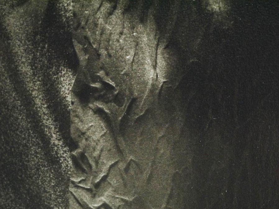 ■真作保証■【大坂寛】 ゼラチンシルバープリント 『Syzygy #61 Sept.1985』■ed.22■サインあり■額装:41.5×32cm■_画像6