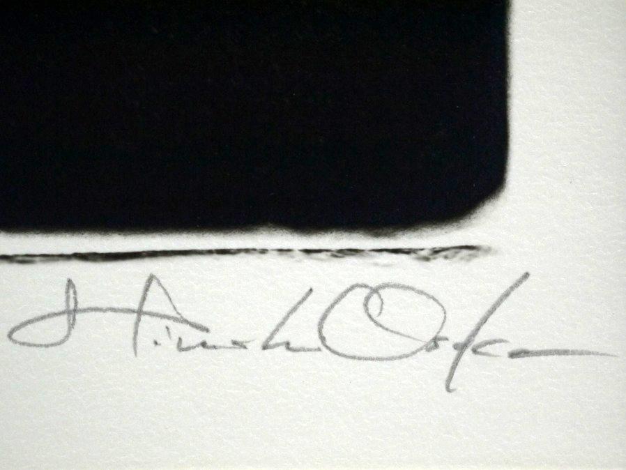 ■真作保証■【大坂寛】 ゼラチンシルバープリント 『Syzygy #2 Mar.1983』■ed.22■サインあり■額装:41.5×32cm■_画像8