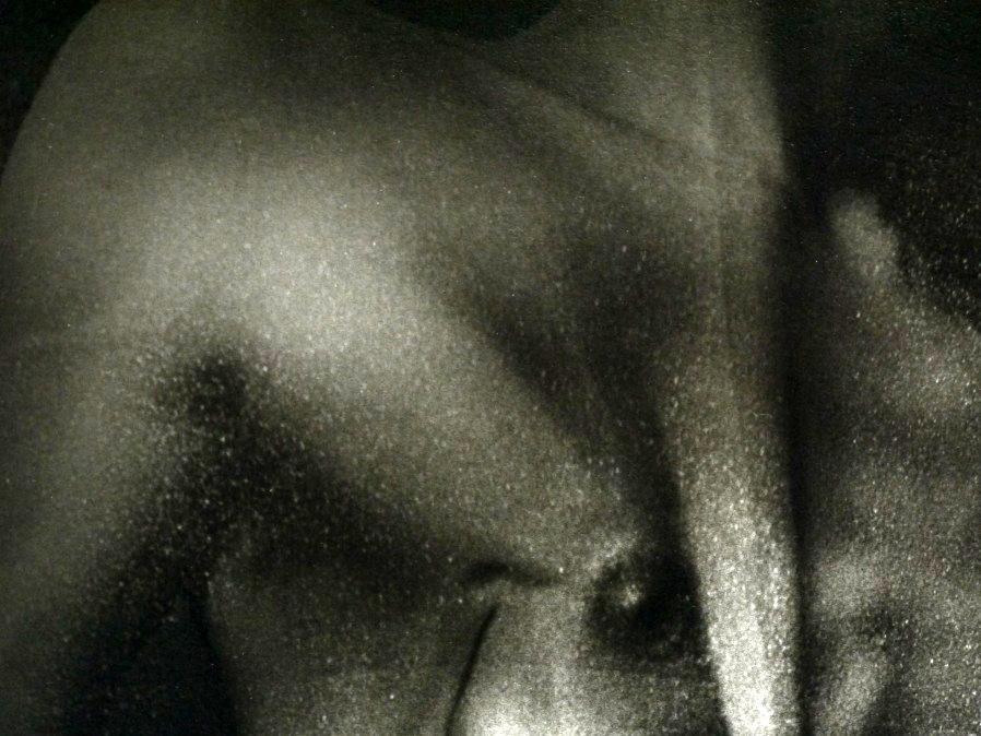 ■真作保証■【大坂寛】 ゼラチンシルバープリント 『Syzygy #2 Mar.1983』■ed.22■サインあり■額装:41.5×32cm■_画像6