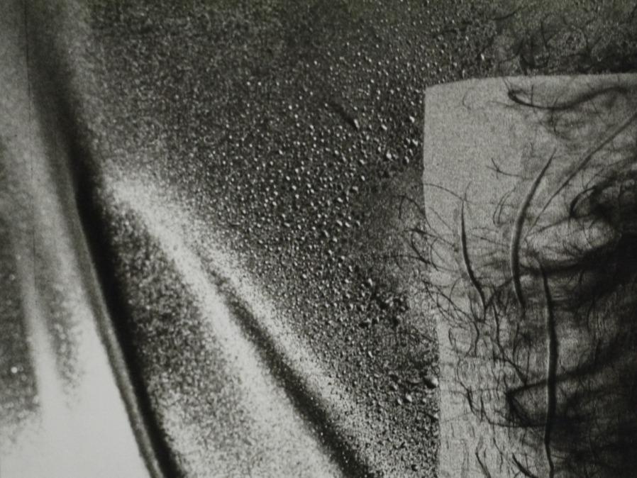 ■真作保証■【大坂寛】 ゼラチンシルバープリント 『Syzygy #57 Sept.1985』■ed.22■サインあり■額装:41.5×32cm■_画像5