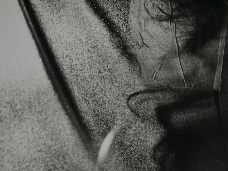 ■真作保証■【大坂寛】 ゼラチンシルバープリント 『Syzygy #57 Sept.1985』■ed.22■サインあり■額装:41.5×32cm■_画像6