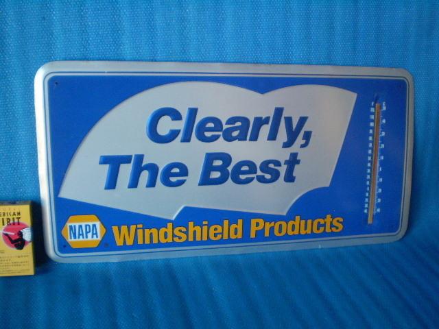 70s80s90sCliearly The Best' NAPA' USA 看板 ガソリンスタンド ビンテージ カルフォルニア California LosAngels' Kustom HodRods_画像5