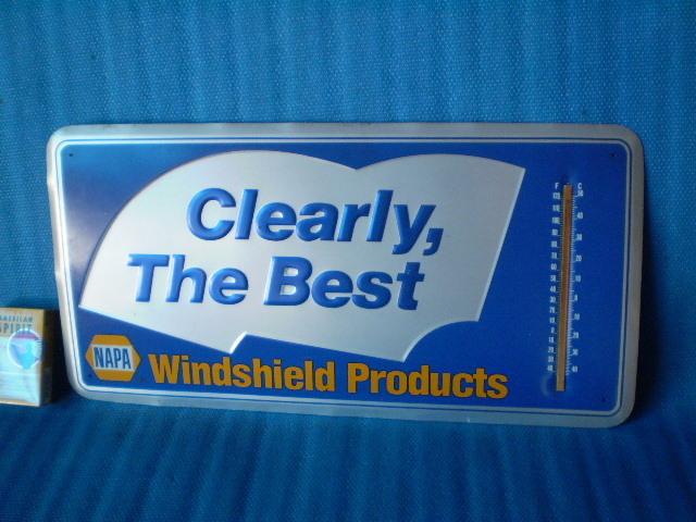 70s80s90sCliearly The Best' NAPA' USA 看板 ガソリンスタンド ビンテージ カルフォルニア California LosAngels' Kustom HodRods_画像3