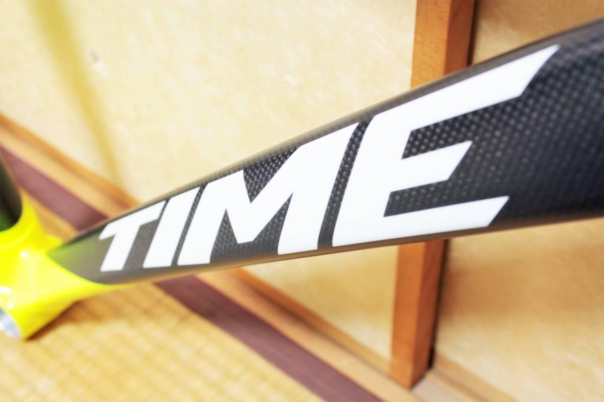 TIME ZXRS PISTE タイム ZXRS ピスト 新品 XSサイズ _画像1