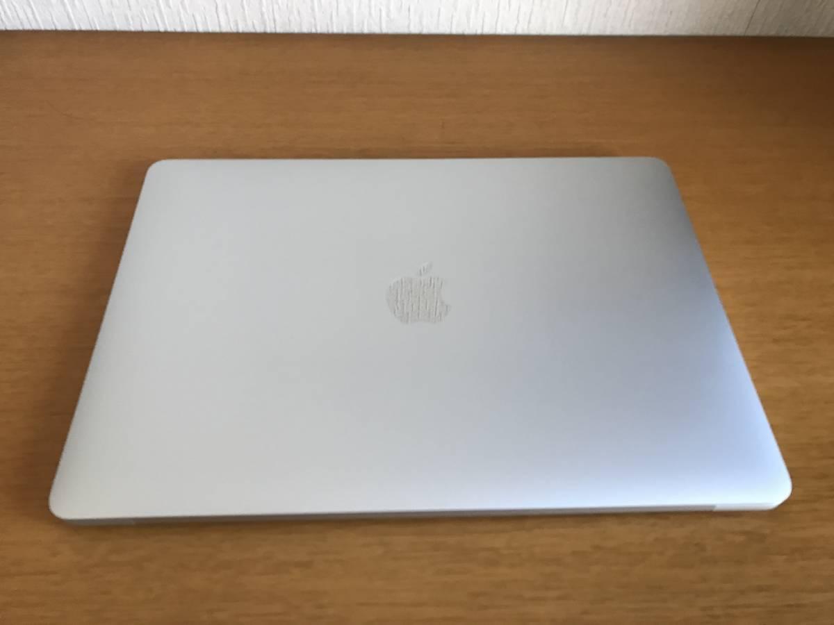 Apple MacBookPro MLUQ2J/A Retina ディスプレイ 2560×1600 SSD 256GB メモリー 8GB 充放電回数16回_画像3