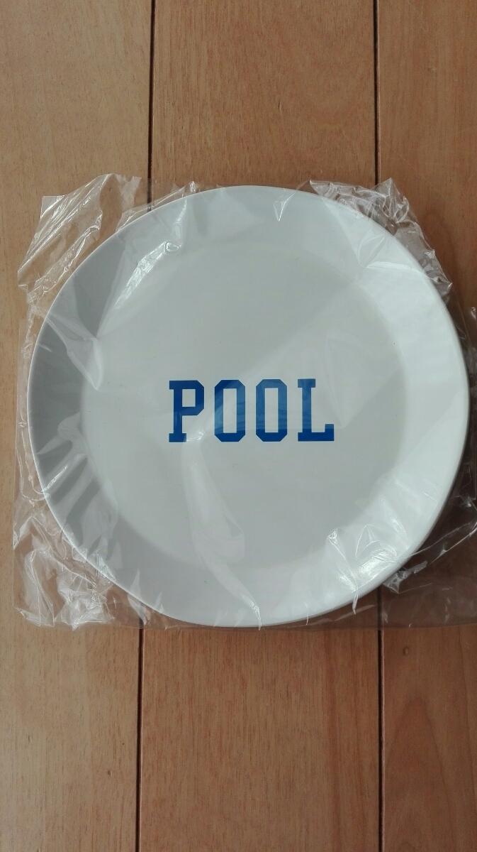 新品 the pool aoyama 限定 トレイ 皿 ashtray convini 藤原ヒロシ HF jun