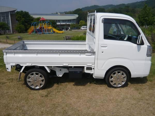 限定品 アウトレット品 軽トラック用 アオリコ型カバー