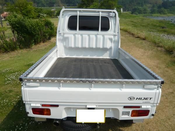 限定品 アウトレット品 軽トラック用 アオリコ型カバー_画像2