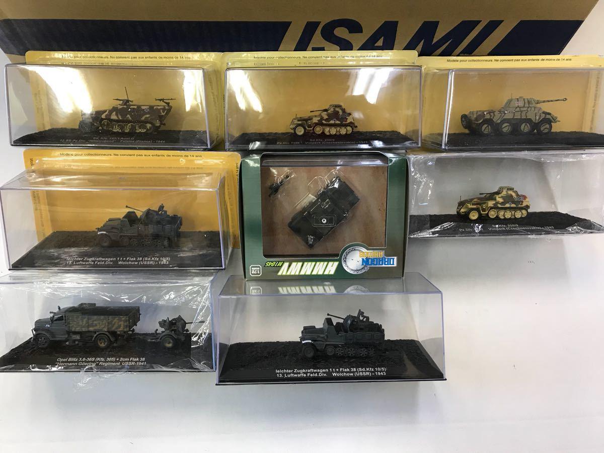 戦車 ジオラマ