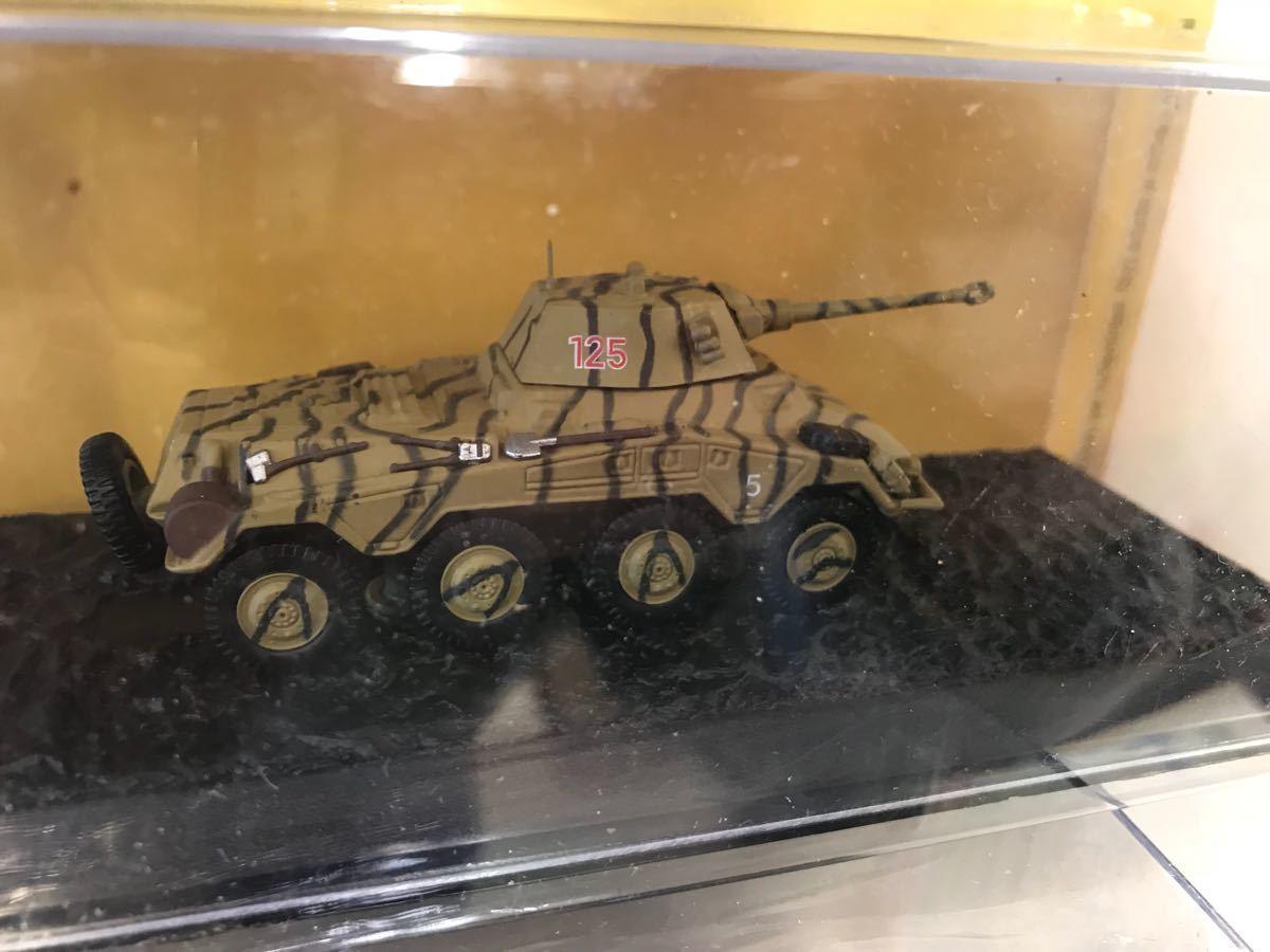 戦車 ジオラマ_画像9