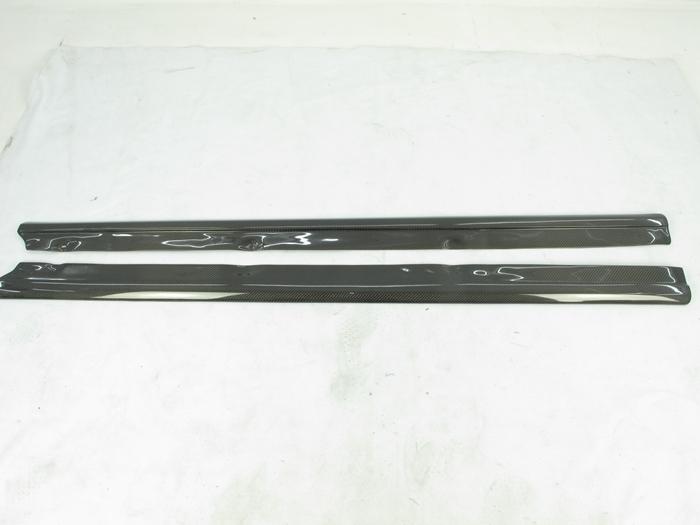 ホンダS2000 AP1 AP2 S-STYLE カーボン サイドスカートエクステンション_画像2