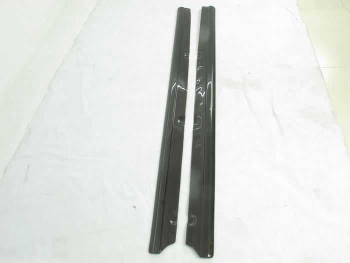 ホンダS2000 AP1 AP2 S-STYLE カーボン サイドスカートエクステンション_画像4