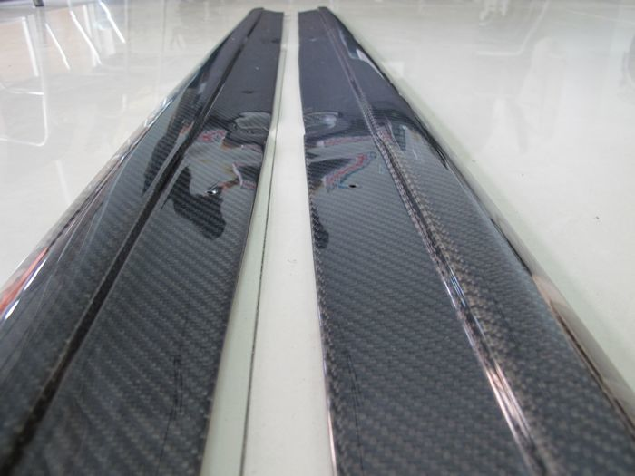 ホンダS2000 AP1 AP2 S-STYLE カーボン サイドスカートエクステンション_画像7