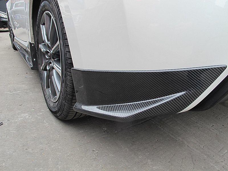 トヨタ FT86 ZN6 BRZ ZC6 ZL-STYLE リアバンパーエクステンション FRP_画像1