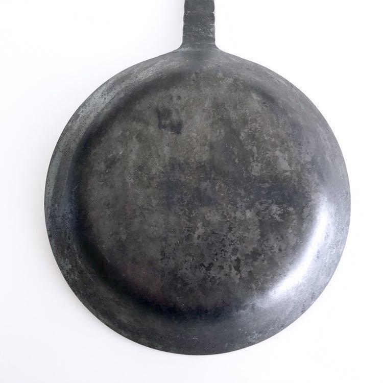 未使用品 Turk ターク クラシックフライパン 1号 18cm 鉄鍋_画像3